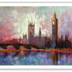 Westminster Bridge Haze