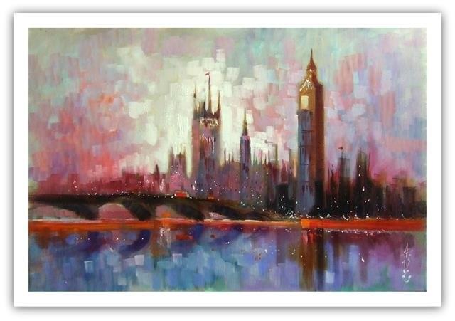 Westminster-Bridge-Haze-24x36-oil-on-canvas-