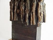 JM marquette sculpture 2005