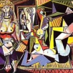 Picasso's The Three Kings?