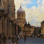 Tom Bell Christchurch College Oxford