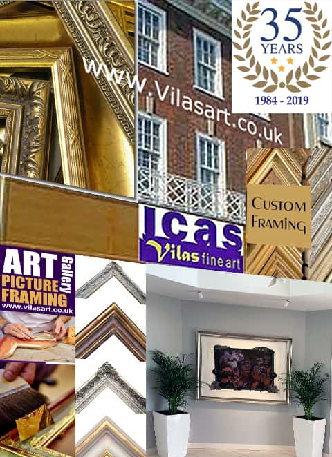 ICAS picture framing Letchworth